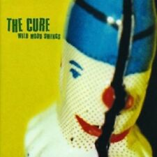 The Cure CD Wild Mood Swings / Fiction Records 0731453179325