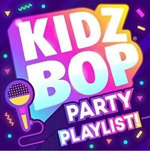 Kidz Bop Party Playlist! (CD)