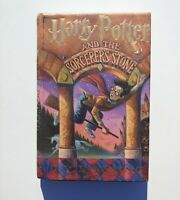 First Edition Harry Potter And The Sorcerer's Stone, JK Rowling