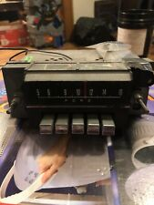 Ford Mustang GT350 500 Shelby Radio Vintage AM untested no knobs 188620 7TPZ 66?