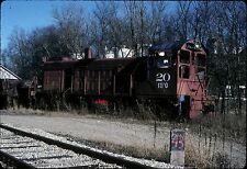 Indiana & Ohio 20 - Original Slide - Brookville, IN