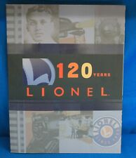 2020 Lionel Trains 120 Years Catalog - 235 Pages