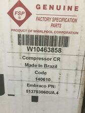 New Compressor W10463858