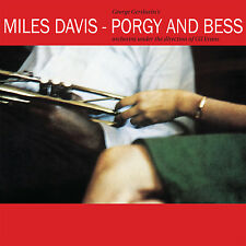 Miles Davis – Porgy & Bess CD