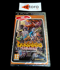 DARKSTALKERS CHRONICLE THE CHAOS TOWER SONY PSP PAL-España Nuevo Sealed NEW