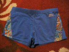 Boys Slazenger swimming shorts age 13 years