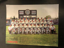 1990 Eugene Emeralds 8X10 Team Photo Kansas City Royals Donny Harrel Seattle U
