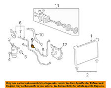 Chevrolet GM OEM Malibu Air Conditioner A/C-Refrigerant Pressure Sensor 13587668