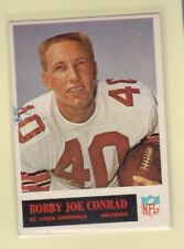 1965 Philadelphia Football Bobby Joe Conrad #158 Cardinals Ex+ *62440