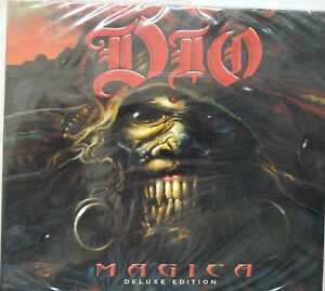 Dio - Magica  Deluxe Edition Digipak 21 Tracks a lot of Live and Unreleased NEU