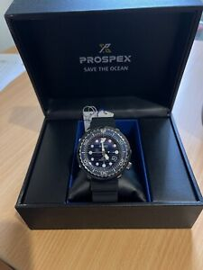 Seiko Solar Prospex SNE518P1 200m Mens Watch. Brand New