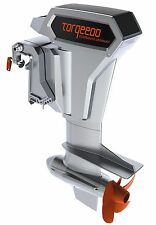 Torqeedo Cruise 10.0  Remote Electric Outboard Motors PLUS Bonus Features
