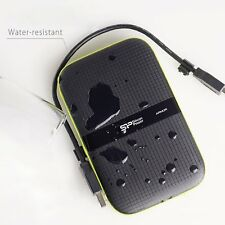 Silicon Power 1TB Rugged Armor A60 Military-grade Shockproof/Water-Resistant USB