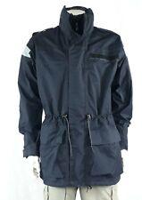 More details for genuine surplus royal navy gore-tex waterproof breathable jacket coat unlined