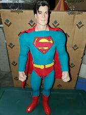 ROBERT TONNER DC SUPERMAN SIGNED 72/500