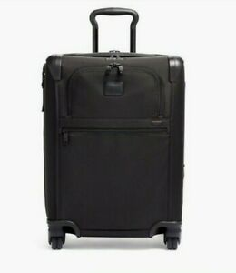 New Tumi Alpha 2 Continental Expandable 4 Wheel Carry-On MSRP $750 Style 220611D