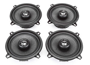 """NEW SKAR AUDIO 5.25""""/5.25"""" COMPLETE SPEAKER PACKAGE FOR 2006-2011 CADILLAC DTS"""