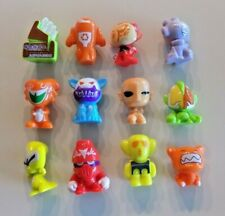 Gogos Crazy Bones Lot C ~ 12 Assorted Figures
