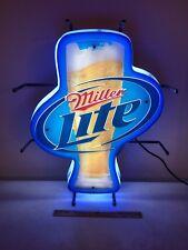 Miller Miller Lite Beer Bar Vintage Club Bud Coke Poster Pepsi Ford Neon Light Sign