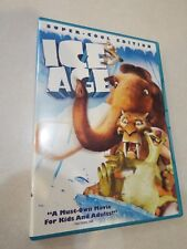 ICE AGE Super - Cool Edition Movie DVD