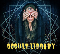 Occult Library - 1123 PDF Books on 1 USB - Witchcraft, Demonology, Occultism