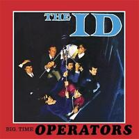 THE ID Feat. JEFF ST. JOHN Big Time Operators CD NEW DIGIPAK