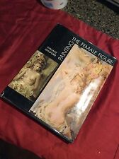 PAINTING THE FEMALE FIGURE BY WALLACE BASSFORD 1967 SIGNED BY AUTHOR