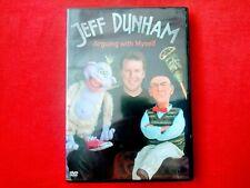 JEFF DUNHAM - ARGUING WITH MYSELF - DVD - VGC - REGION 0 / ALL