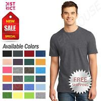 District Mens Cotton Short Sleeve Very Important T-Shirt  XS-4XL M-DT6000