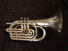 Bach Mercedes Marching Baritone Horn Brass Euphonium