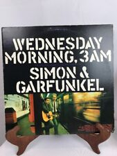 Simon And Garfunkel - Wednesday Morning 3am - LP Vinyl Record(A1)