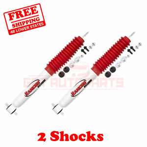 "98-11 Ford Ranger 4WD 0"" Lift RS5000X Rancho Front Shocks"