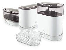 PHILIPS AVENT 4 IN 1 ELECTRIC STEAM STERILISER - 0% BPA free bottles cleaner