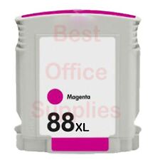 88XL Magenta Ink Cartridge Compatible for HP Officejet Pro L7580 (non-oem)