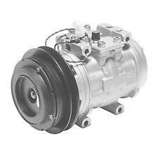 DENSO 471-0133 Remanufactured Compressor And Clutch