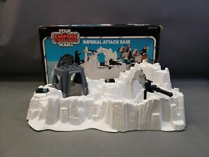 Vintage Kenner Star Wars The Empire Strikes Back Imperial Attack Base w/ Box