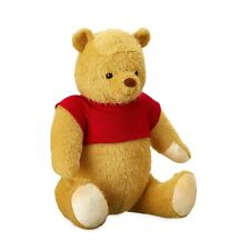 Genuine Disney Store Winnie The Pooh Bear Plush Christopher Robin soft toy 2