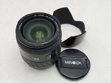 Minolta AF 28-105mm F3.5-4.5 Zoom Lens for Minolta Maxxum Sony A Mount Cameras