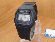 Mens Vintage Retro Style Casio F-91W Classic Black Alarm Chrono Sports Watch