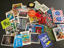 Vintage Lot Cracker Jack Toys 30 Plus Some in Pkg