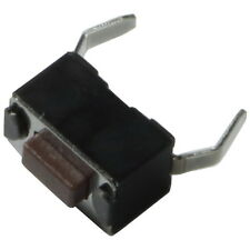 10 Diptronics DTS-31N-V-B Mini-Taster 12V 50mA 1xEIN 1,6N 4,3mm liegend 855602