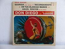 DON DIEGO y su orquesta de tangos Querida .. 4651 ETS