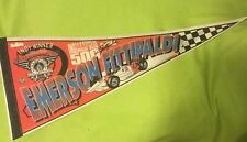 VTG ~ Pennant ~  EMERSON FITTIPALDI ~ 1994 ~ INDY 500 Race ~ Error