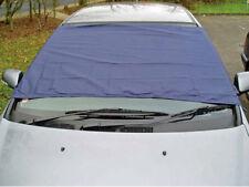 Car Windscreen Cover, Snow, Ice, Rain, Sun + Free Bag, Blue, Winter Protection.