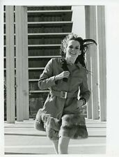 HILARY THOMPSON PRETTY SMILING PORTRAIT THE YOUNG REBELS ORIG 1969 ABC TV PHOTO