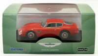 Oxford Diecast 1/43 Scale Model Car 43AMZ003 - Aston Martin DB4 GT Zagato - Red