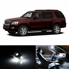 17x HID White Interior LED Lights Package Kit Fits Ford Explorer 2002-2010 New