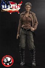 IN STOCK 1/6 Carol Peletier The Walking Dead Melissa McBride Full Set ❶USA❶