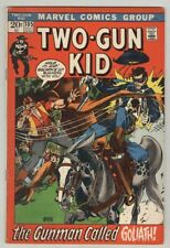 Two-Gun Kid #105 July 1972 VG