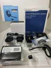 Plantronics B230-M Voyager Pro UC V2 USB Bluetooth Headset System #38884-08